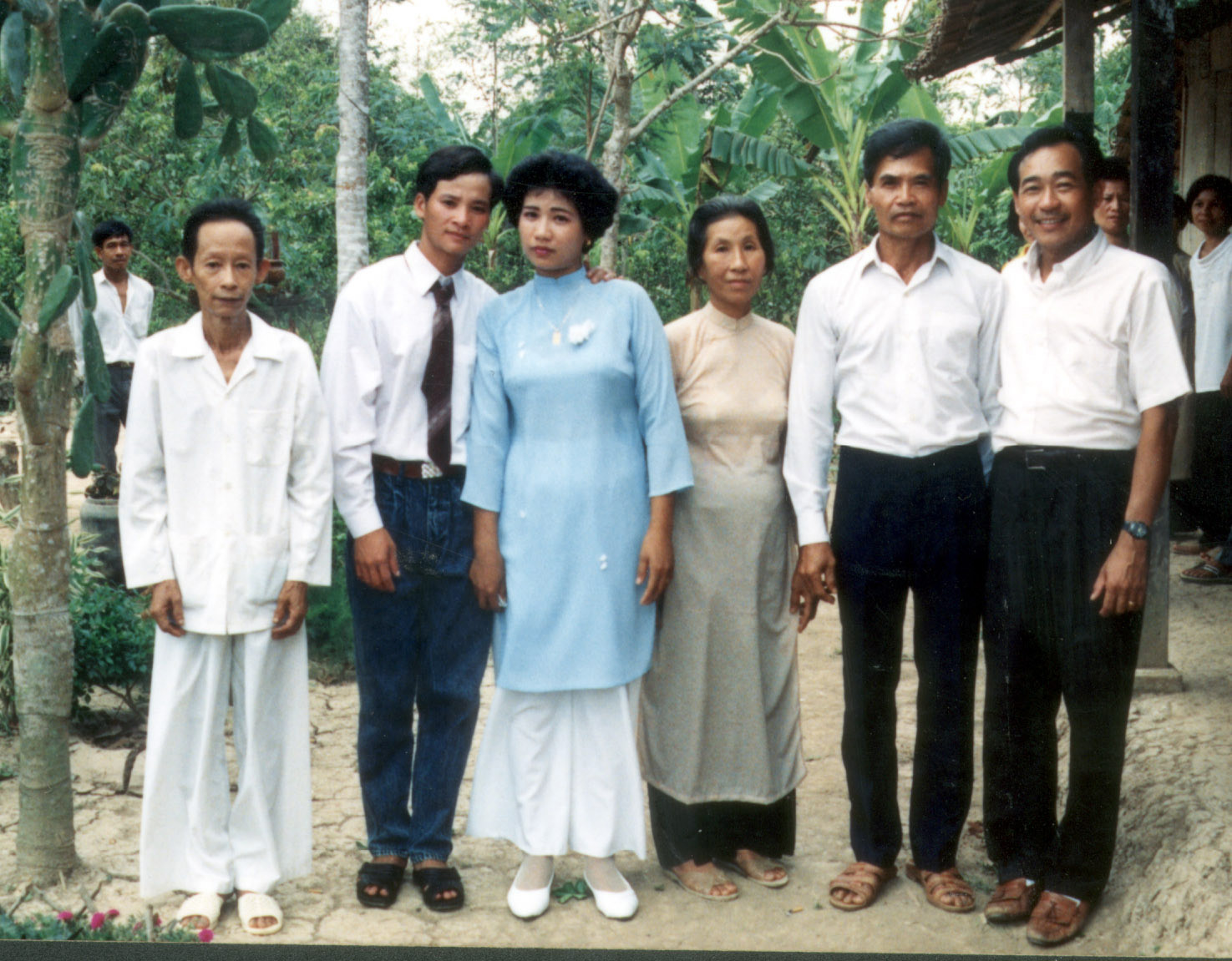 Taken in 1993 in Gia phước.